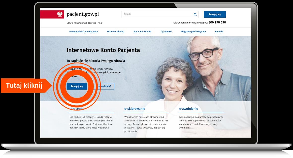 przychodnia katowice e-deklaracja internetowe konto pacjenta epione
